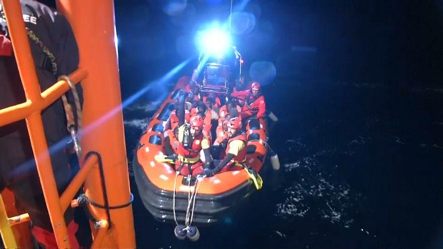 106 Migranten vor Libyen gerettet