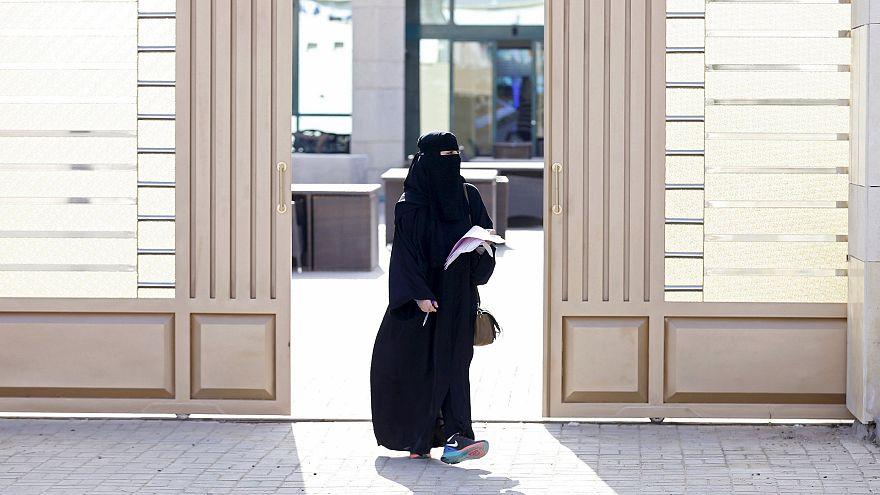 مرأة السعودية