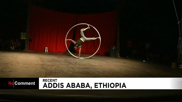 Ethiopia holds circus to promote performance arts and African culture