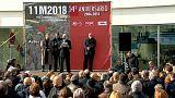 Madrid rinde homenaje a las víctimas de los atentados del 11M