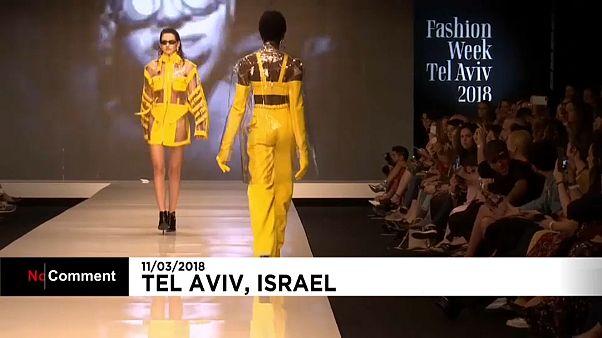 Неделя моды в Тель-Авиве