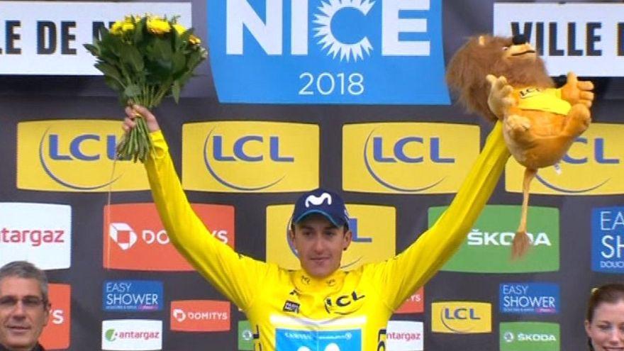 Marc Soler beats Simon Yates to win Paris-Nice