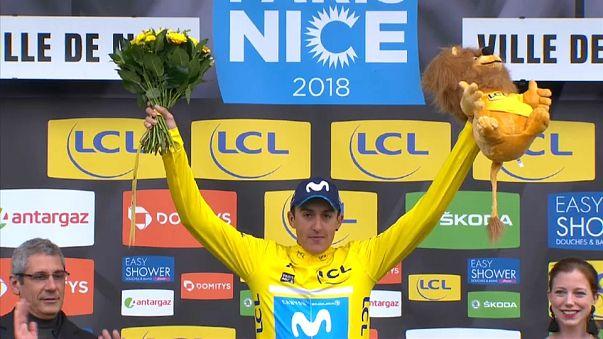 Paris- Nice Bisiklet Yarışını İspanyol sporcu Marc Soler kazandı