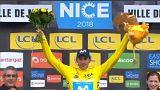 Ο Μαρκ Σόλερ νικητής του αγώνα Παρίσι - Νίκαια