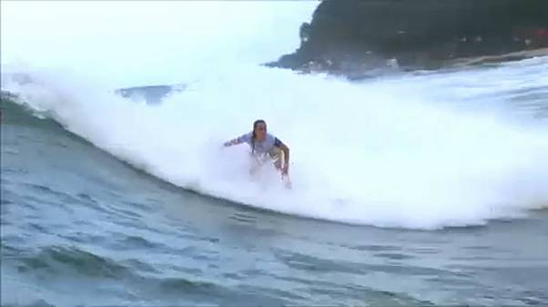 Meglepetésekkel indult a szörf világliga