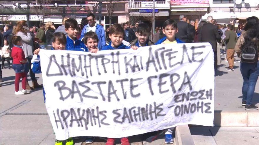 Gregos exigem libertação de soldados detidos pela Turquia