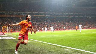 Aslantepe'de son sözü Galatasaray söyledi 2-1