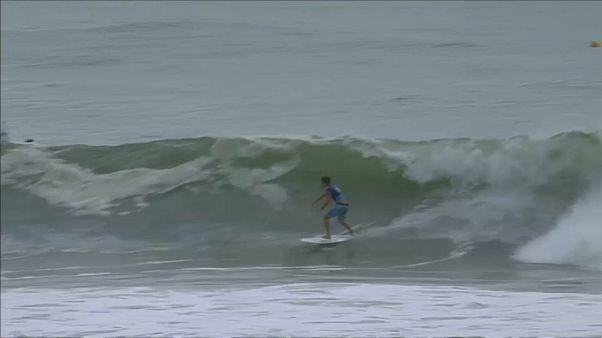 La saison pro de surf est lancée!