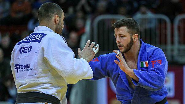 Agadir Judo Grand Prix'sinde Rusya rüzgarı