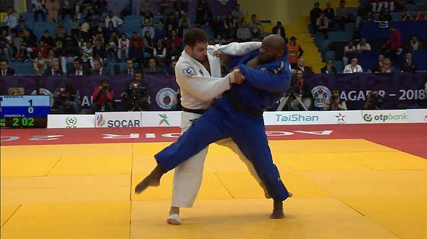 روز پایانی تورنمنت جودو گرند پری مراکش با درخشش ورزشکاران روس همراه بود