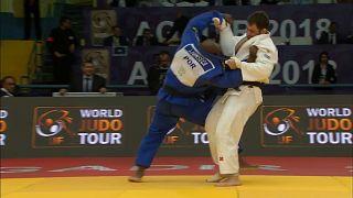 Português Jorge Fonseca falha ouro em Agadir
