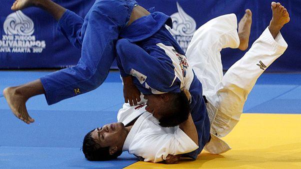 Η Ρωσία πολυνίκης στο Grand Prix τζούντο στο Αγκαντίρ