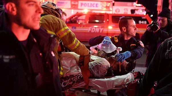 Nenhum dos cinco passageiros do helicóptero sobreviveu ao acidente