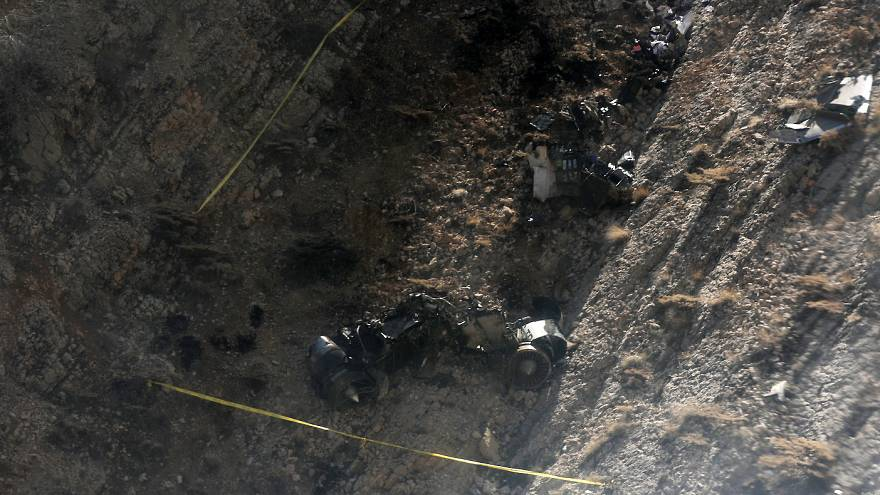 İran'da düşen Türk uçağı: Cenazeler Türkiye'ye getiriliyor