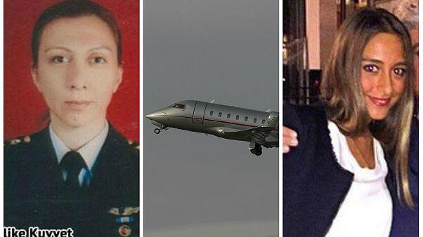 پیدا شدن جعبه سیاه هواپیمای ترکیه و شناسایی ۱۱ جسد
