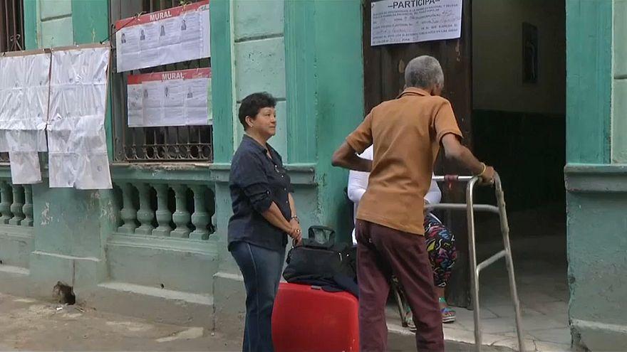 Куба голосует