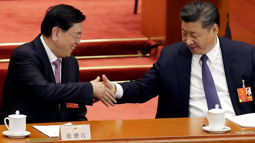 China: a return to strongman rule?