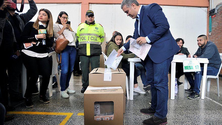 Erőszakmentes választások Kolumbiában