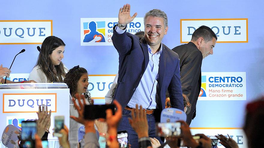 Colombia's conservatives leave Farc behind