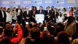 Partido de direita vence eleições para o Congresso na Colômbia