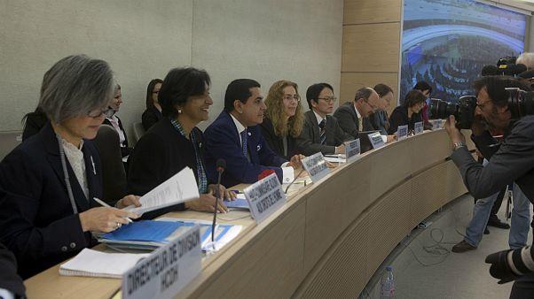 سازمان ملل: هر گفتوگویی با کره شمالی باید با مذاکره درباره حقوق بشر همراه باشد