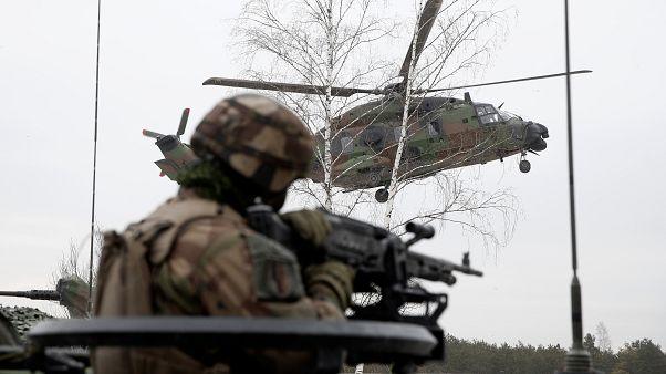 Τα ευρωπαϊκά όπλα και που καταλήγουν!