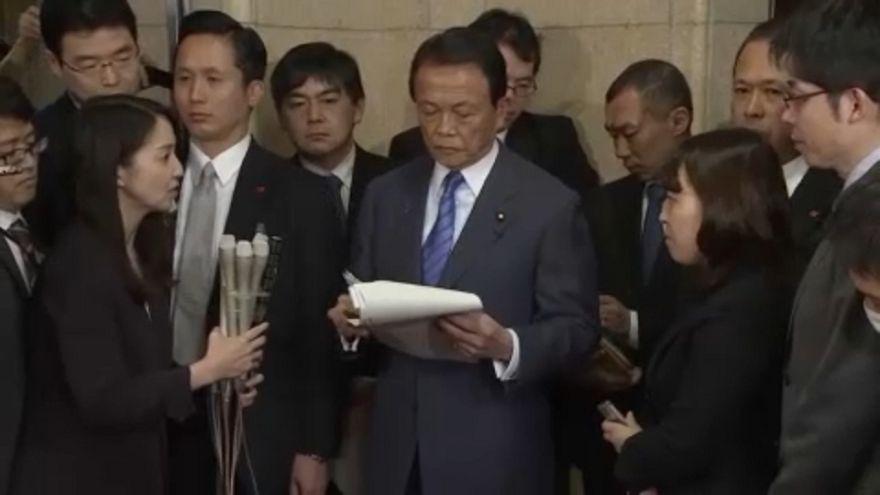 Okiratokat hamisított a japán pénzügyminisztérium