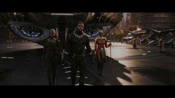"""""""Black Panther"""" se une al club de las películas de los 1.000 millones de dólares"""