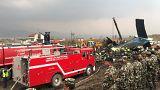 Nepal: Viele Tote bei Flugzeugunglück in Kathmandu