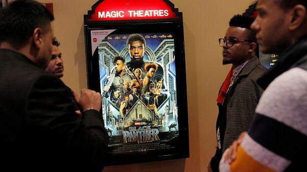 """""""Black Panther"""" já rendeu mais de mil milhões de dólares"""