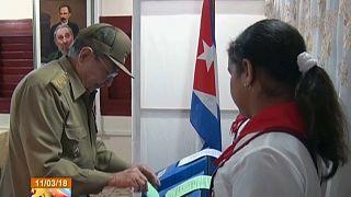 Post-castro era looms as Cubans vote