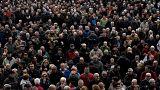 """Arraigan las protestas de jubilados indignados: """"No vamos a parar de quejarnos"""""""