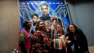 Black Panther bat des records au box office