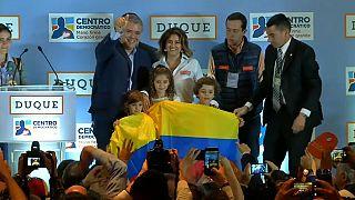 Colombie : la droite d'Alvaro Uribe en position de force