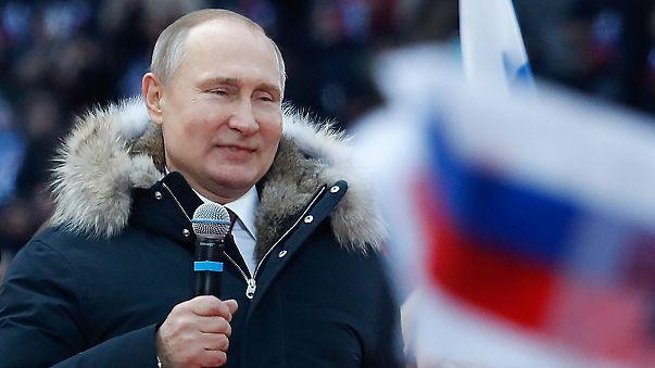 """Parancsot adott egy """"eltérített repülő"""" lelövésére Putyin 2014-ben"""