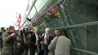 Air France çalışanları yeniden yargılanıyor