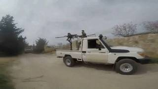Turkish forces advance on Afrin