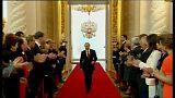 Putin, con la popularidad al máximo tras 18 años al frente de Rusia