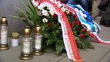 Krakkó: emlékmenet a gettó felszámolásának 75. évfordulóján