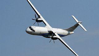 یک فروند هواپیمای آی تی آر