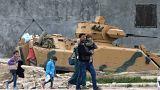 Turquia controla 60% da região Síria de Afrine