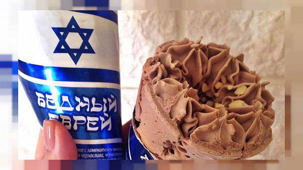 Dondurmaya 'zavallı Yahudi' adını veren yetkililere tepkiler büyüyor