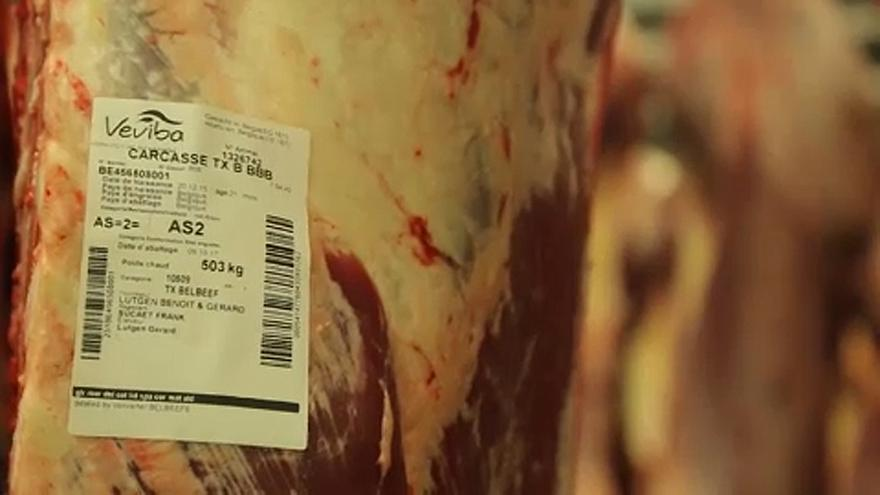 Scandal over rotten meat in Belgium
