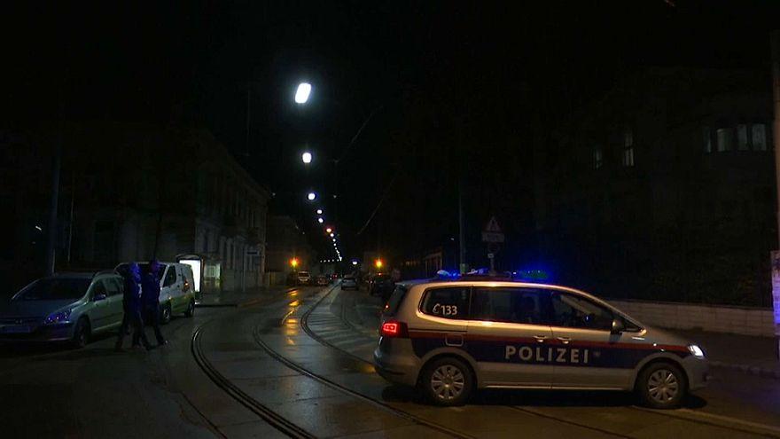 Viyana'daki İran Büyükelçiliğine saldırı
