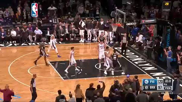 NBA: ismét elhasalt a Nets