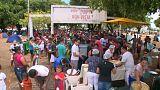 Crise migratoire au nord du Brésil