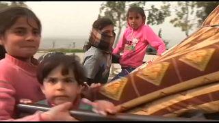 Afrin'i halk terk ediyor