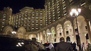هتل ریتز کارلتون ریاض
