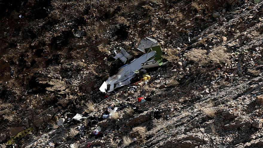 Dos españolas entre las pasajeras del avión siniestrado en Irán