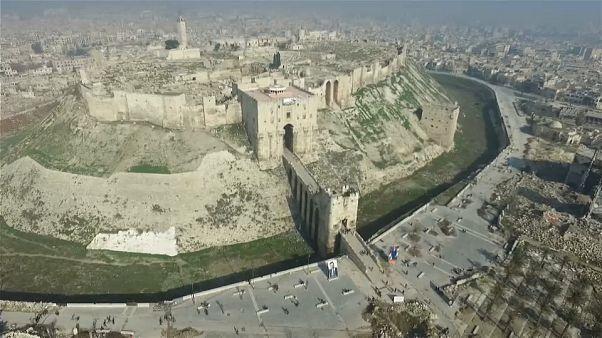 Palermo aiuta a recuperare Aleppo in Siria